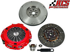 ACS ULTRA STAGE 1 CLUTCH KIT+HD FLYWHEEL 88-95 TOYOTA 4RUNNER PICKUP T100 3.0L