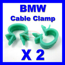 BMW CABLE PIPE CLAMP WIRES WIRING LOOM HARNESS CLIP HOLDER 10mm