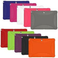 AMZER SOFT SILICONE SKIN CASE COVER SLEEVE FOR NEW SAMSUNG GALAXY NOTE 10.1 2014