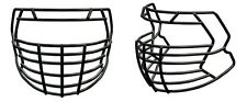 JUSTIN TUCK style Riddell Revolution SPEED Football Helmet Facemask - ORANGE