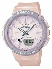 CASIO BABY-G Step Tracker BGS-100SC-4AJF Women's Watch New in Box