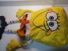 spongebob squarepants large nose left stuffed toy about 28 inch