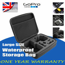 Large Waterproof Hard Bag Storage Travel Carry Case Cover For GoPro Hero 6 5 4 3