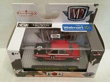M2 Machines Auto-Japan 1969 Nissan Bluebird 1600 SSS Red Walmart