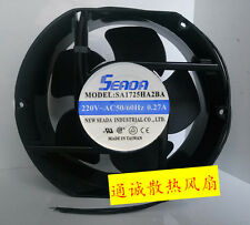 1 PCS SEADA Fan SA1725HA2BA AC 220V 0.27A 17CM  172*150*51MM