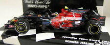 Minichamps Escala 1/43 400 080115 Scuderia Toro Rosso STR3 Vettel Diecast F1 coche