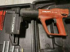 Hilti DX A41 Bolzensetzgerät mit X AM72 Magazin und Koffer