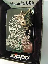 Zippo® Dragon Head Drache 3 D Limited Edition Sammler Special Edition  New/Neu