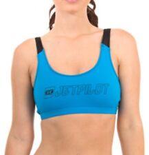 Jetpilot Swimwear Ladies So Fit Lycra Bikini Top Size 8 RRP $34.99