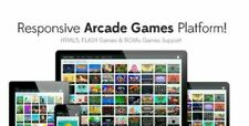 Fully Automated Arcade Gaming Website - 100% Autopilot + Life Time Free Hosting