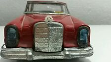 VINTAGE TIN TOY MERCEDES BENZ JAPAN1950's BATTERY OPERATED REMOTE CONTROL