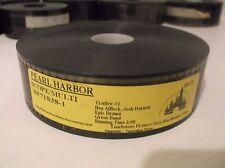 Walt Disney's: PEARL HARBOR (2001) 35mm Movie Trailer #1 Film Ben Affleck WW2