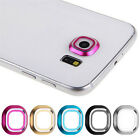 Cool For Samsung Galaxy S6 Edge Plus Camera Lens Protector Case Cover Ring Frame