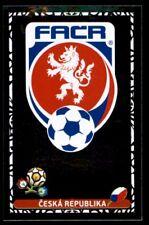 Panini Euro 2012 Event Kick Off - Badge (Czech Republic) No. 7