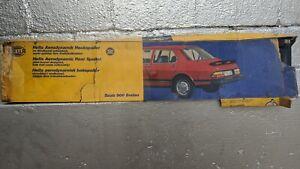 Classic Saab 900 4DR / 2DR rear Spoiler