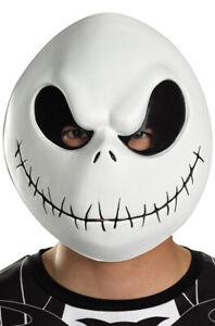Brand New Nightmare Before Christmas Jack Skellington Vacuform Mask