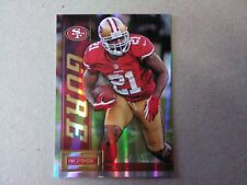 2013 Panini Rookies and Stars San Francisco 49ers Frank Gore SP #d 09/10