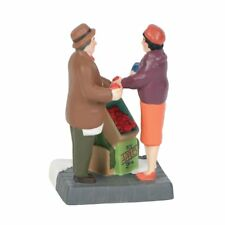 Department 56 2018 Christmas In The City, City Apple Vendor (6000575)