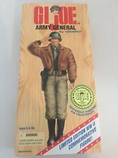 GI JOE Army General WW ll 50th Anniversary Commemorative  Numbered Edition