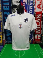 Maglia Calcio Sampdoria Away 2015/16 Size L Joma Italy Jersey