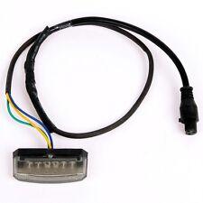 12V LED Rücklicht Bremslicht E-geprüft für Mach1 E-Scooter Modell-5 EEC Licht