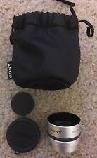 SONY VCL-DH1730 Tele Lens for VAD-PHA VAD-PHB VAD-PHC VAD-WA VAD-WB