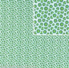 LIMITED ISSUE *Daisy chain - Kaleidoscope Dots / Natural by Amy butler
