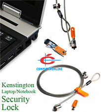 Kensington Twin MicroSaver Laptop Notebook  PC Security Lock Super-Strong Steel