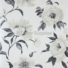 Papel pintado y accesorios de color principal gris