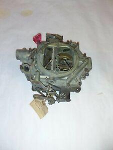 1966 CHEVY V8 ROCHESTER CARBURETOR NEW OLD STOCK Rear item #7026121 283 C10