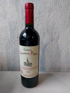 Chateau FIGEAC 2011 Saint - Emilion GRAND CRU CLASSÉ  0,75L BORDEAUX France