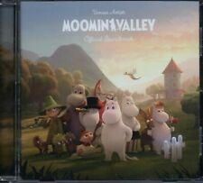 MOOMIN VALLEY - Original Soundtrack - CD Album *NEW & SEALED*