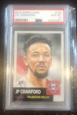 2018 Topps Living Set J.P. Crawford PSA 10 GEM MT #108 Philadelphia Phillies