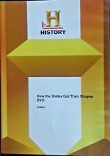 History: How The States Got Their Shapes   DVD   LIKE NEW