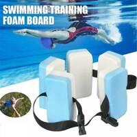 Safe Kids Adults Swimming Teaching Waist Belt Training Aid Float Board Foam Pool