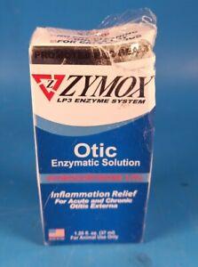 Otic Ear Treatment w/Hydrocortisone ANTI-FUNGAL/ANTI-BACTERIAL/ANTI-VIRAL 12/21
