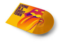 """The Rolling Stones Living In A Ghost Town Vinile Ep 10"""" Colorato (Vinyl Orange)"""