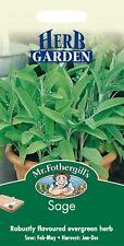 Mr Fothergills - Pictorial Packet - Herb - Sage - 75 Seeds