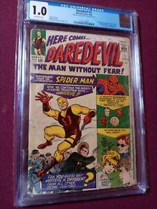 Daredevil #1 CGC 1.0. 1st Daredevil!! (Marvel)