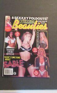 1999 JULY TV WRESTLERS #36 NITRO GIRLS BEAUTIES MAGAZINE OF WRESTLING SABLE WWE