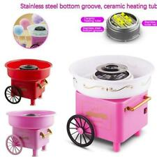 Electric Cotton Candy Machine White Floss Carnival Commercial Maker Party  YI90