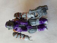 Halo Megabloks Covenant Brute mini-figure with Jet-Pack and weapon