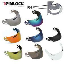 Visiera arai rx 7 corsair,chaser,condor,corsair quantum 1 e altri pinlock ready