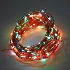 Daping || Led String Lights || 49ft / 15m || Festive || Multi Color || Brand NEW