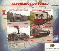 Eisenbahn Tschad postfrisch 990