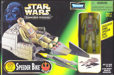 SW Expanded Universe Speeder Bike w/figure (NEW) **Brand New and Unopened**