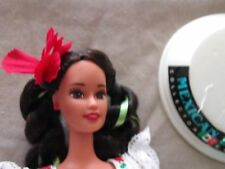 DOTW Mexico Barrbie doll  complete