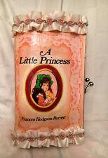 Vtg Book Purse A Little Princess By Frances Hodgson Burnett Handmade Clutch Bag