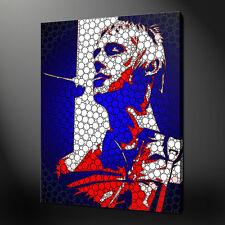 PAUL WELLER MUSIC ARTE DEL CERCHIO MODERNO IMMAGINE STAMPA SU TELA 76.2X50.8cm