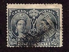Canada-1897-SC 58-Used-Queen Victoria 1837 & 1897
